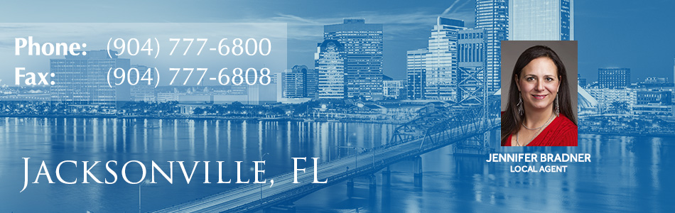 Jacksonville Office Header